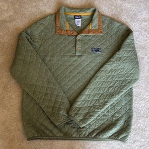 Patagonia - Quilted Snap T